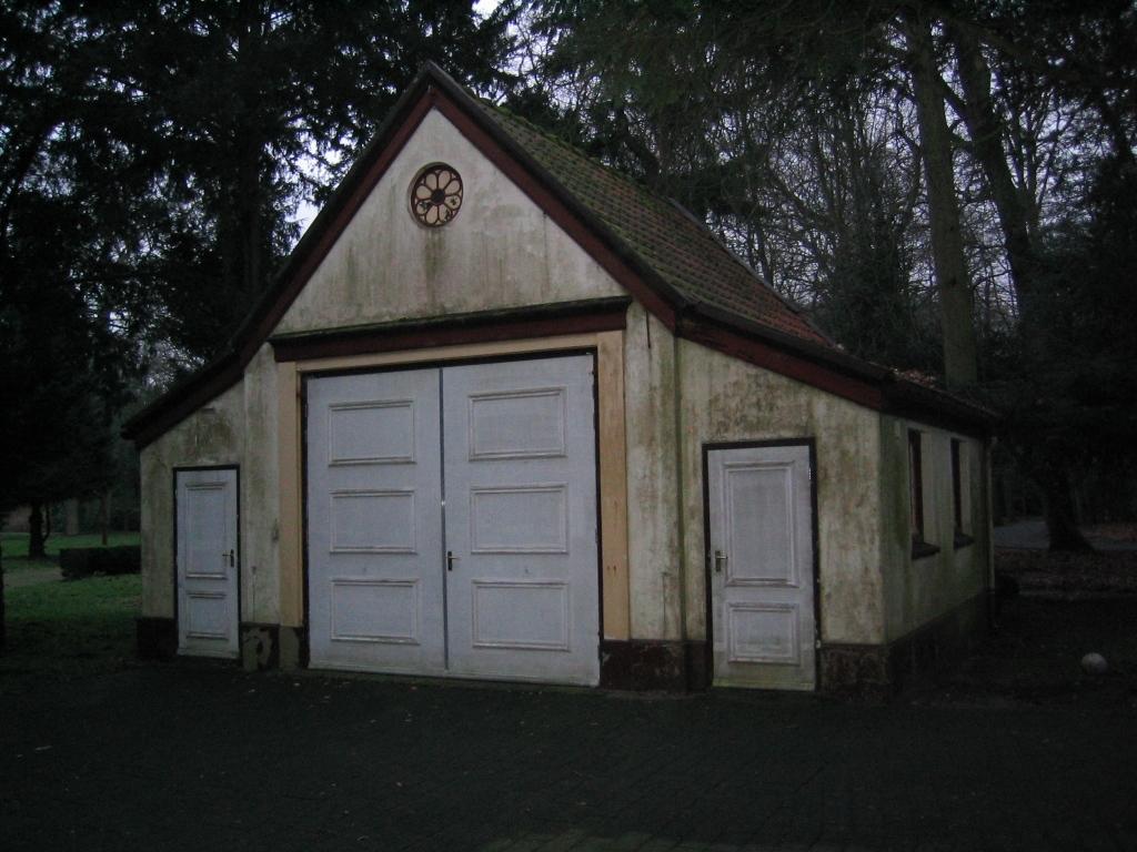 11. garage voor uitvoering